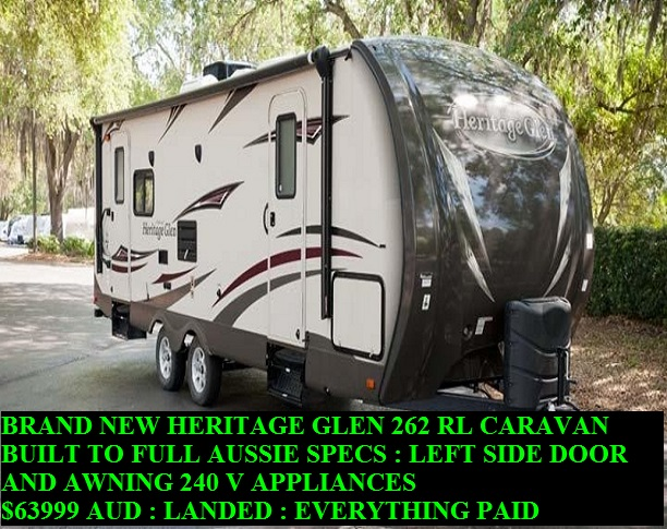 Aussie Spec Caravans: Making Quality American Manufactured Products More Affordable to those Down Under